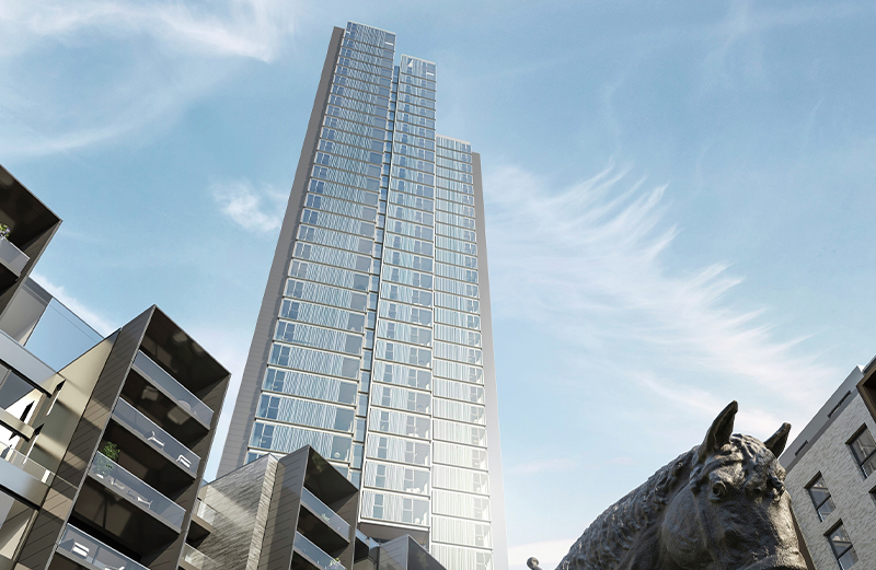 buy apartment in valencia tower - 250 city road down - Islington EC1V 2QQ - uk